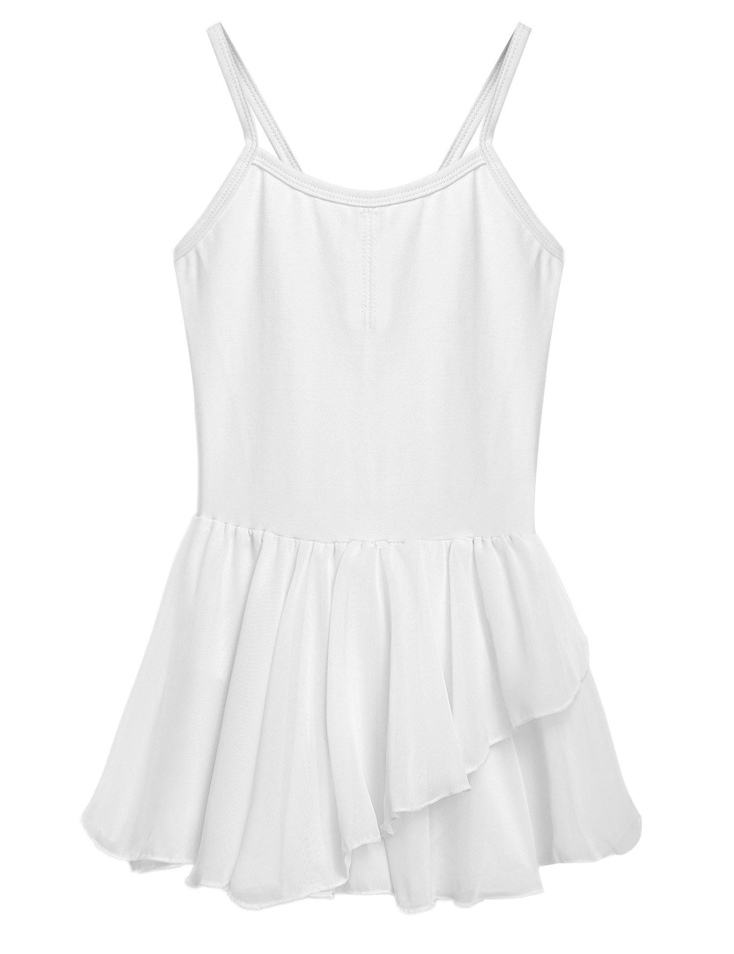 Arshiner Girls Ballet Dress Skirt Camisole Leotard
