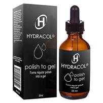 Gel Nail Polish - Turn Any Nail Polish Into A Gel Color, Best Gel Nail Polish Set, Chip Free For Gel Nails, Basecoat & Topcoat Soak Off, Uv Light Led Lamp