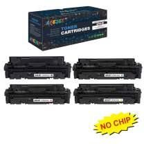 ACEJET Compatible 414X Toner Cartridge Replacement for HP 414X Toner W2020X W2021X W2022X W2023X Toner Cartridge for Use in HP Color Laserjet Pro M454 MFP M479 Printer(Black/Cyan/Magenta/Yellow)4-Pack