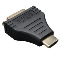 Tripp Lite Compact DVI to HDMI Cable Adapter Converter DVI-D to HDMI (F/M) (P132-000)