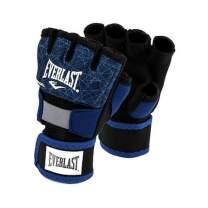 Everlast EverGel Hand Wraps (Blue Printed, Large)