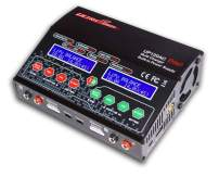 UP120AC Dual Balance Charger Discharger 120W LiPo LiHV LiIon Battery with Build- in Power Supply