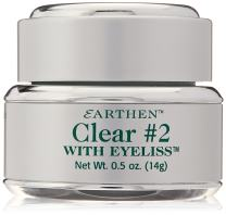 Earthen Clear Eye No.2 with Eyeliss Puffy Eye Treatment, 0.5 Ounce