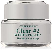 Earthen Clear Eye No.2 with Eyeliss Puffy Eye Treatment, 0.5 Ounce