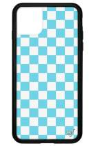 Wildflower Limited Edition Cases for iPhone 11 Pro Max (Blue Checkers)