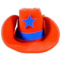Funny Party Hats Huge Cowboy Hat - Funny Cowboy Hat – Costume Cowboy Hat – Oversize Foam Cowboy Hat