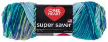 RED HEART E300B.3955 Yarn, Print - Wildflower