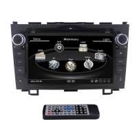 QSICISL 8 Inch in Dash Head Unit Touch Screen Car DVD Player GPS Navigation Stereo for Honda CRV 2006 2007 2008 2009 2010 2011 Support Bluetooth/SD/USB/Radio
