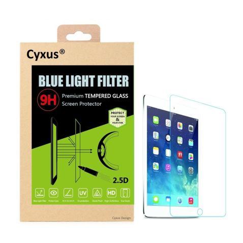 Cyxus [Blue Light Filter UV Block [Tempered Glass] 9H Hardness Screen Protector for Apple iPad Mini 1 / iPad Mini 2 / iPad Mini 3 (7.9 inch) (fit All iPad Mini 1st/2nd/3rd Generation)