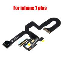 Afeax OEM Compatible with iPhone Face Front Camera Flex Cable with Sensor Proximity Light and Microphone Flex Cable Replacement for iPhone 7 Plus 5.5inch
