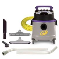ProTeam Wet Dry Vacuums, ProGuard 10, 10-Gallon Commercial Wet Dry Vacuum Cleaner with Tool Kit