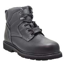 "Golden Fox 6"" Industrial Pro Safety Toe Work Boots 