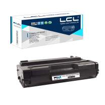 LCL Compatible Toner Cartridge Replacement for Ricoh 407245 SP 311DN 311DNW 325DNW 325SFNW 325SNW (1-Pack Black)