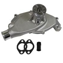 DEMOTOR PERFORMANCE Short Cast Aluminum Water Pump High Volume for BBC Chevy 396 427 454