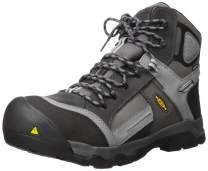 """KEEN Utility Men's Davenport 6"""" 400g Ct Waterproof Work Boot"""