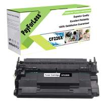PayForLess Toner Cartridge for HP 26X CF226X Black 1PK Compatible for HP Laserjet Pro M402N M402DN M402 M402DW M402D HP Laserjet Pro MFP M426FDW M426FDN M426 M426DW HP26A CF226A 26A