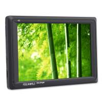 FEELWORLD FW279 7 Inch 2200nit Ultra Bright DSLR Camera Field Monitor High Brightness Sunlight Viewable Full HD 1920x1200 4K HDMI Input Output