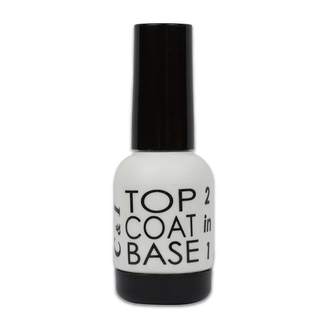 C & I Top Coat & Base Coat 2 in 1 for Dipping Powder Only
