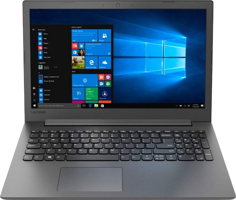 Lenovo 15.6 inch High Performance Home and Business Laptop (AMD A6 Dual-core Processor, 4GB RAM, 2TB HDD, 15.6 HD (1366 x 768), AMD Radeon R4, WiFi, Bluetooth, DVD, Win 10 Pro)
