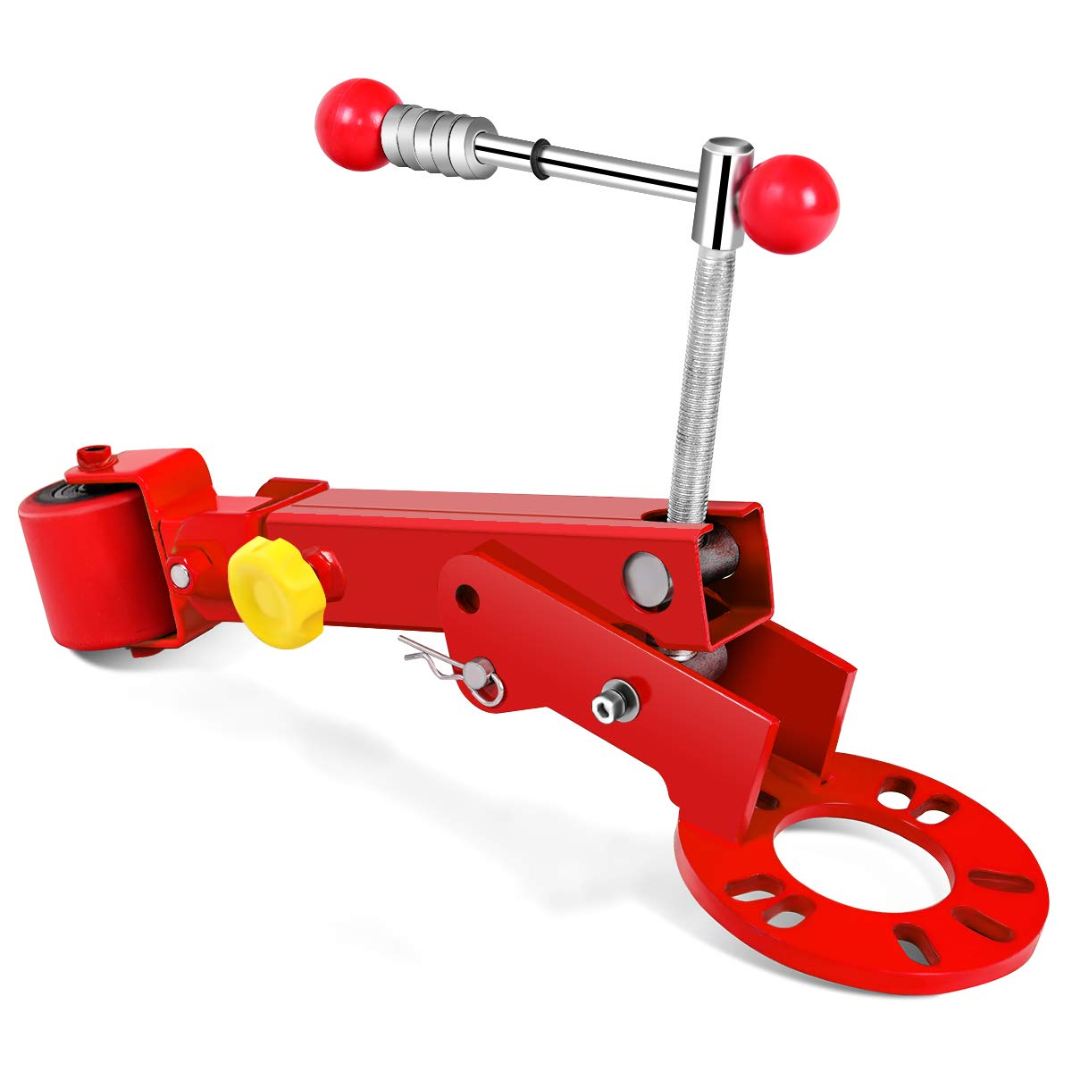 Goplus Fender Roller Reforming Extending Tool Wheel Arch Roller Flaring Former Heavy Duty