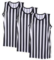 Mato & Hash Referee Tank Top for Men | Referee Uniform Top for Waiters, Costumes, More!