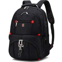 Travel Laptop Backpack for Men Women,College School Bookbags Business Bag