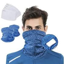 Unisex Seamless Face Balaclava - MorwebVeo Fashion Headwear UV Protection Rave Quick Dry Bandana Neck Gaiter Balaclava