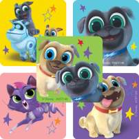 Puppy Dog Pals ValueStickers - Prizes 250 per Pack