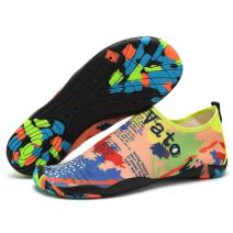 Leyang Women Men Water Shoes Lightweight Quick Dry Non-Slip Barefoot Beach Shoes Multifunction Aqua Socks Pool Swim Surf Yoga