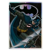 Open Road Brands DC Comics Vintage Old School Dark Knight Batman - an Officially Licensed Product Great Small Gift and Addition to Add What You Love to Your Home/Garage Decor