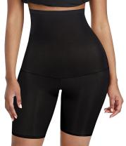 Kimikal Shapewear for Women Tummy Control High-Waist Cincher Panties Butt Lifter Shaper Shorts