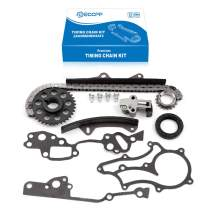 ECCPP Timing Chain Kit fits for 1985-1995 Toyota 4Runner Celica Pickup 2.4L 9-4148SHD