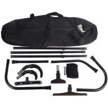 Cen-Tec Systems 90903B 21 Foot High Reach Vacuum Attachment Kit with Carry Bag, Ft w, Black