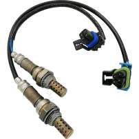 Automotive-leader 2Pcs 234-4243 234-4246 Oxygen Sensor Downstream Left & Right O2 Sensor for Chevrolet Trailblazer 5.3L 6.0L Express 2500/3500 4.8L 6.0L, GMC Canyon Savana Envoy, Hummer H3, Saab 9-7X