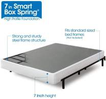 Zinus Armita 7 Inch Smart Box Spring / Mattress Foundation / Built-to-Last Metal Structure / Easy Assembly, Twin