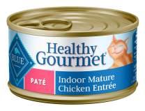 Blue Buffalo Blue Healthy Gourmet Indoor Mature Chicken Entree Wet Cat Food