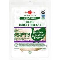 Applegate, Organic Herb Turkey Breast, 6oz