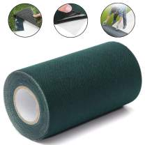 """TYLife Artificial Grass Turf Tape,Self Adhesive Synthetic Turf Seaming Tape for Jointing Fixing Green Lawn Mat Rug,Connecting Fake Grass Carpet 6"""" x16'(15cm x 5m)"""
