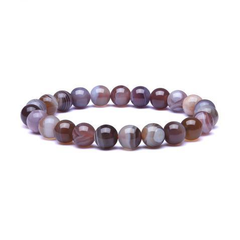 Turquoise bracelet Garnet bracelet Gemstone bracelet Gift for her Beaded jewelry Boho bracelet for women or men