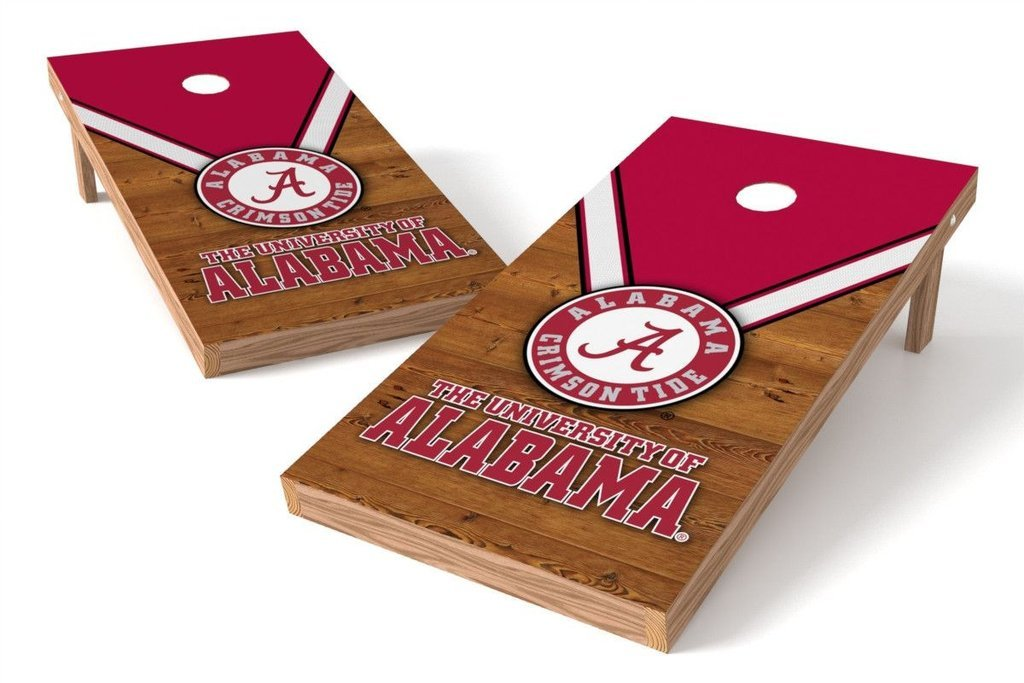 PROLINE NCAA College 2' x 4' Cornhole Board Set - Uniform Design