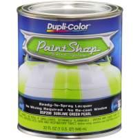 Dupli-Color (BSP208-2 PK 'Paint Shop' Sublime Green Pearl Finish System Base Coat - 1 Quart, (Case of 2)
