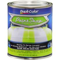 Dupli-Color Pearl Paint Shop Finish System Sublime Green 32 oz.
