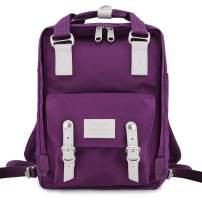 "Himawari School Waterproof Backpack 14.9"" College Vintage Travel Bag for Women,14 inch Laptop for Student(189-01#)"