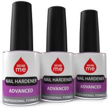 Excuse Me Nail Hardener Advanced Formula Strengthener Nail Growth System 0.5 oz (3PACK)