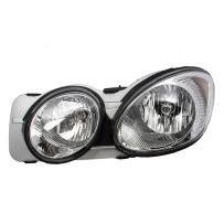 Aftermarket Replacement Driver Headlight Compatible with 2005-2009 LaCrosse 25942066