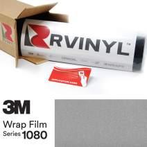 3M 1080 G120 Gloss White Aluminum 5ft x 3ft W/Application Card Vinyl Vehicle Car Wrap Film Sheet Roll