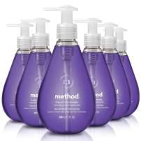 Method Gel Hand Soap, French Lavender, 12 Fl Oz (Pack of 6)