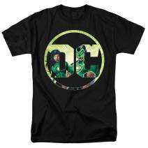 Green Lantern DC Comics Logo T Shirt & Stickers