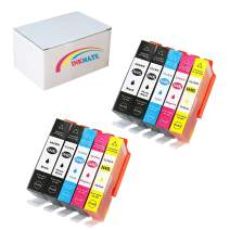 INKMATE Re-Manufactured Ink Cartridge Replacement for HP 564 CB326-30002 CN642A for PhotoSmart 7510 7520 C5370 C6340 C6375 (4Black/2Cyan/2Magenta/2Yellow,10Pack)
