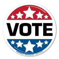 Magnet America Vote Decal (Non-Magnetic!)